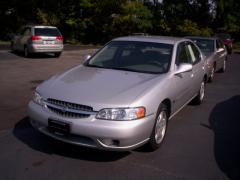 2001 Nissan Altima Photo 5