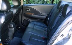 2003 Nissan Altima interior