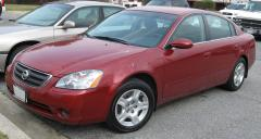 2004 Nissan Altima Photo 2