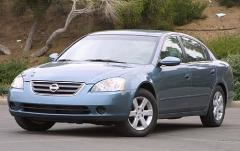 2004 Nissan Altima Photo 1