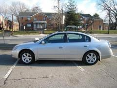 2004 Nissan Altima Photo 4