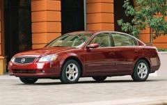 2006 Nissan Altima exterior