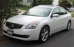 2007 Nissan Altima Photo 2