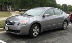 2007 Nissan Altima Photo 4