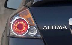 2011 Nissan Altima exterior