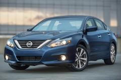 2016 Nissan Altima 2.5 exterior