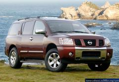 2004 Nissan Armada Photo 5