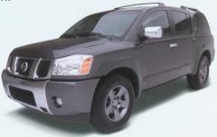 2004 Nissan Armada Photo 8