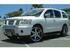 2005 Nissan Armada Photo 1