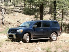 2006 Nissan Armada Photo 4