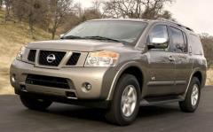 2008 Nissan Armada Photo 1