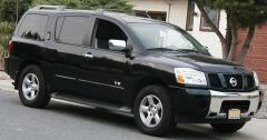 2009 Nissan Armada Photo 1