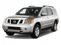 2010 Nissan Armada Photo 1