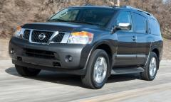 2012 Nissan Armada Photo 1