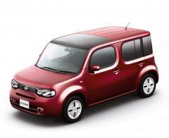 2010 Nissan cube Photo 1