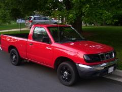 1999 Nissan Frontier Photo 1