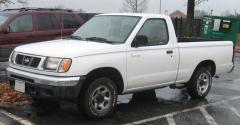 2000 Nissan Frontier Photo 1