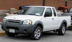 2001 Nissan Frontier Photo 1