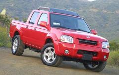 2003 Nissan Frontier Photo 1