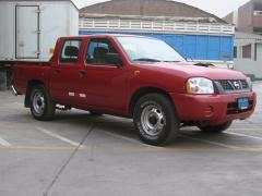 2004 Nissan Frontier Photo 1