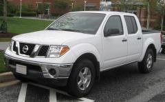 2005 Nissan Frontier Photo 1