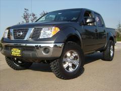 2005 Nissan Frontier Photo 5