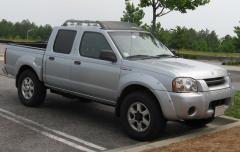 2007 Nissan Frontier Photo 1