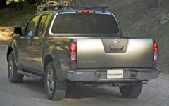 2008 Nissan Frontier exterior