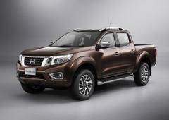 2015 Nissan Frontier Photo 1
