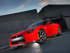 2009 Nissan GT-R Photo 3