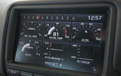 2009 Nissan GT-R interior
