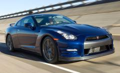 2012 Nissan GT-R Photo 5