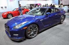 2013 Nissan GT-R Photo 4