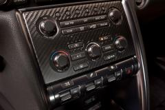 2013 Nissan GT-R interior