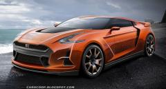2015 Nissan GT-R Photo 7