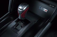 2015 Nissan GT-R interior