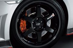 2015 Nissan GT-R exterior