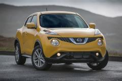 2017 Nissan Juke exterior