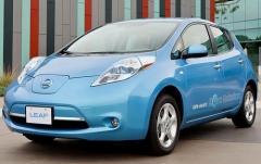 2012 Nissan LEAF Photo 1