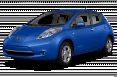 2013 Nissan LEAF Photo 1