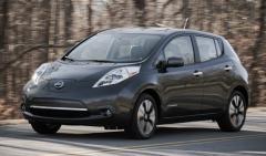 2014 Nissan LEAF Photo 1