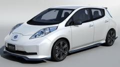 2016 Nissan LEAF Photo 1