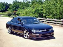 1997 Nissan Maxima Photo 1
