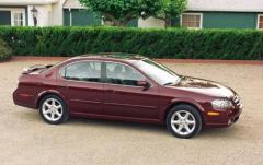 2001 Nissan Maxima Photo 8