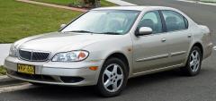 2001 Nissan Maxima Photo 10
