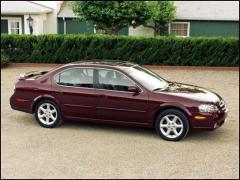 2002 Nissan Maxima Photo 3