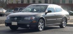 2002 Nissan Maxima Photo 4