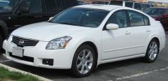 2007 Nissan Maxima Photo 1