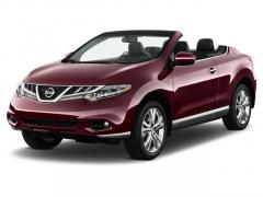 2012 Nissan Murano CrossCabriolet Photo 1