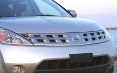 2003 Nissan Murano exterior